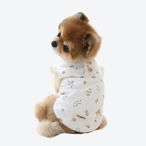 오가닉 래빗 프릴 티셔츠