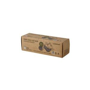 락앤락 친환경 사탕수수 이중지퍼백(18X20cm) 20매