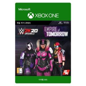 엠파이어 오브 투모로우 확장팩 Xbox Digital Code