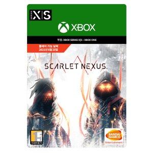 스칼렛 스트링스 Scarlet Nexus Xbox Digital Code
