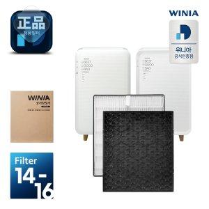 (정품) 위니아 공기청정기필터 (50mm) WPM14RAW