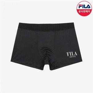 (하프클럽)[휠라언더웨어] FILA 아웃핏 블랙밴드 남성드로즈 블랙 FI4DRC6405M_P086380264