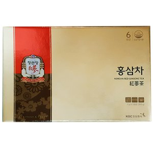 정관장 홍삼차 정관장홍삼 한국인삼공사 홍삼차 100포