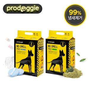 [프로도기] 노스멜 배변패드 M (50매)/고급형 강아지패드