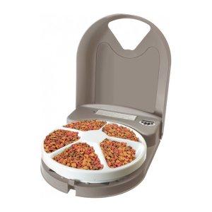 펫세이프 5구 자동급식기