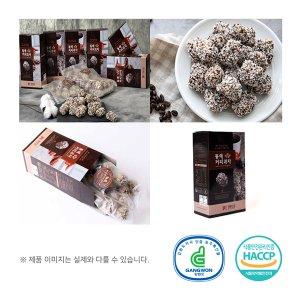 [강릉경동한과] HACCP 인증_동애커피과자(한과)