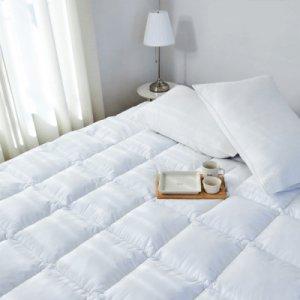 [텐바이텐] 꼬모도까사 [10x10기획] 헝가리 구스 침대 토퍼 싱글(S)