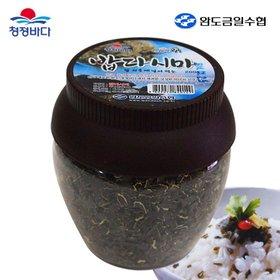 [수산쿠폰20%] [완도금일수협] 청정바다 밥다시마300gx4통