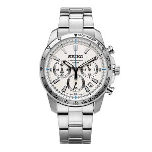 SEIKO 세이코 SSB025P1 크로노그래프 남성 메탈