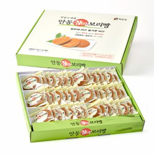탁촌장 영양만점 안동참마 보리빵 42개입 업체직배송