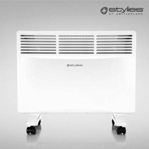 (스타일리스) 컨벡터 전기 히터 SNH-1544CC 벽걸이