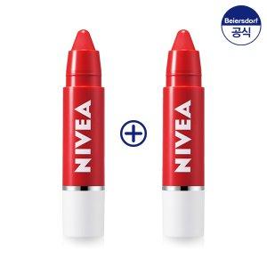 (무료배송)니베아 립 크레용 X 2개