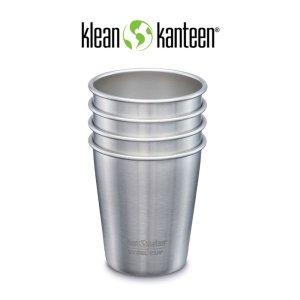 클린켄틴 Steel Cup Pints 10oz/16oz 4팩