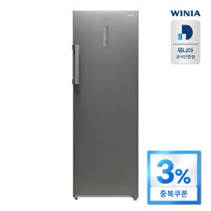 (전국무료배송) 위니아딤채 냉동고 WFZU230NAS 227L