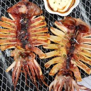 [수산쿠폰40%] 국내산 영덕 피데기 반건조오징어 10미/반건조/오징어