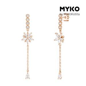 [미코주얼리] 14k 핀 로티니 귀걸이 MK3EI4