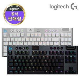 로지텍코리아 G913 TKL 텐키리스 무선 게이밍 키보드