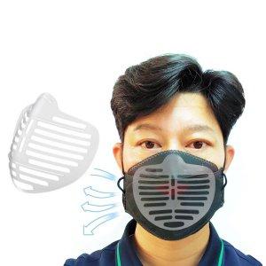 숨편한 마스크가드 (10개) 김서림/화장 지워짐 방지