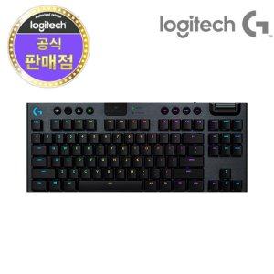 [로지텍코리아] G913 TKL 텐키리스 무선 키보드