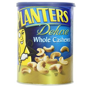 Planters Hall cashew nut 517g Planters Deluxe Deluxe
