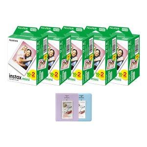 [중복할인 4% 더받기] 인스탁스미니필름10팩(100장)/2단앨범/폴라로이드필름