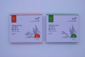 왕의창고/간편식 쌀국수/멸치,해물