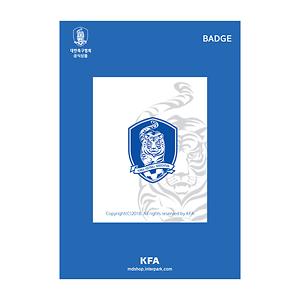 [티켓MD샵][대한축구협회] (입고예정) 로고뱃지