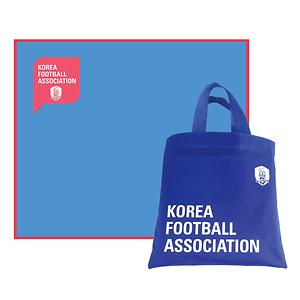 [티켓MD샵][대한축구협회] 엠블럼 돗자리 (블루)