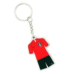 [티켓MD샵][대한축구협회] 유니폼열쇠고리 (홈)