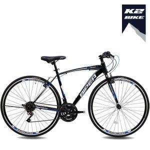 2020 K2BIKE 하이브리드자전거 메커드H21 700C 21단