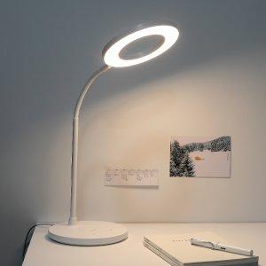 [무아스] 시력보호 LED스탠드 풀문 M 학습용스탠드