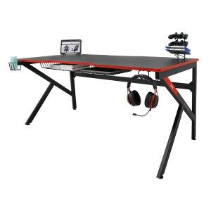 에이픽스 1인용 컴퓨터 책상 GD001 1600L 1600x800