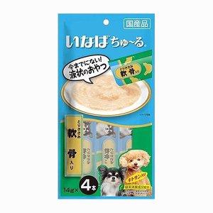 이나바 강아지 츄르 닭가슴살&연골(DS-111) 14gx4개입