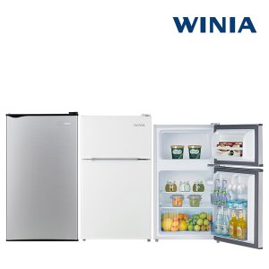 위니아 소형냉장고  RR093AW / WRT087BS