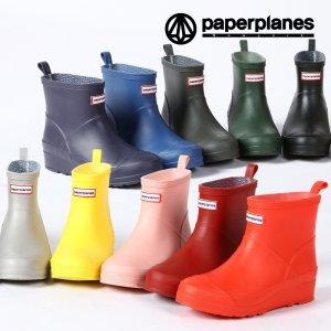 페이퍼플레인/페이퍼플레인 레인부츠 가벼운 패션장화 PP1400