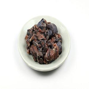 [농할쿠폰20%] 궁궐 오골계 정육(가슴살+다리살) 1kg 오골계구이용