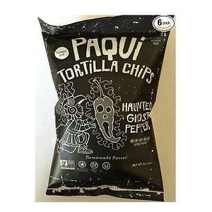 Ghost Pepper tortilla chips 56gx6 rods Paqui Tortilla Chips