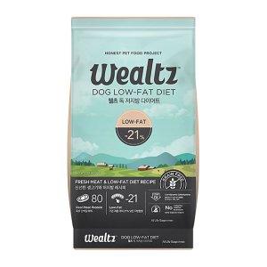 웰츠 독 저지방 다이어트 2.1kg