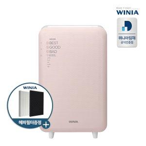 (헤파필터추가증정) 위니아 공기청정기 EPA14C0BEP