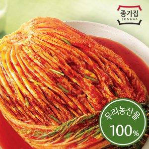 [종가집] 종가집 포기김치 5kg (소백) /본사직송