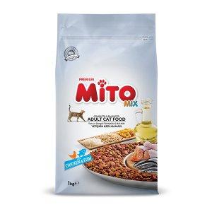 [유통기한 2021-03-23] 미토 프리미엄 어덜트 캣 치킨&피쉬 1kg