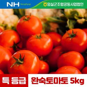 [농할쿠폰20%] 임실N 토마토 5kg