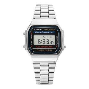 카시오(CASIO) 시계 A168WA-1WDF / 디지털커플시계