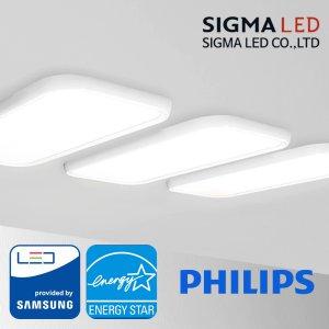 시그마 스키니 LED 엣지등 방등 거실등 주방등 천정등