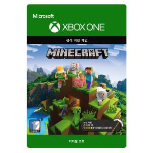 마인크래프트 스타터 컬렉션 Xbox Digital Code