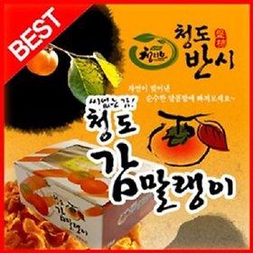 [농할쿠폰20%] 쫀득말랑 청도 감말랭이/1kg/특가판매