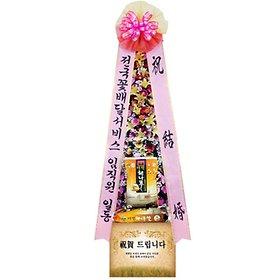 [바로플라워] 시중가13만원 축하쌀화환 20kg