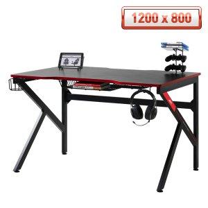 에이픽스 1인용 컴퓨터 책상 GD001 1200L 1200x800