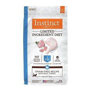 [유통기한 2021-11-08] 네이처스버라이어티 캣 생식본능 LID 칠면조 2.2kg