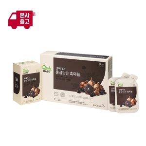 [정관장] 굿베이스 홍삼담은 흑마늘 50mlx30포